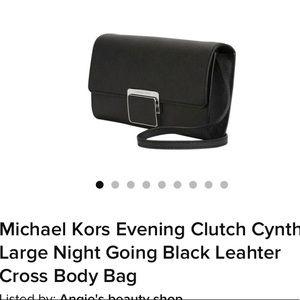 Michael Kors Cynthia clutch